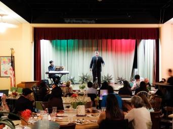 Robert Vega, Jr. & Alex Loaeza performance